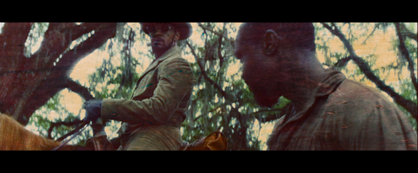 Django als Sklaventreiber.